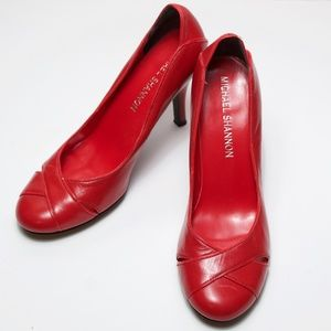 Michael Shannon Classic Red Heels Amigo